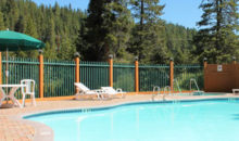 The Pool at Truckee Donner Lodge